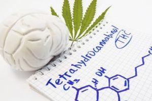 THC-herseninfarct